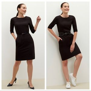 MM Lafleur Etsuko little black dress
